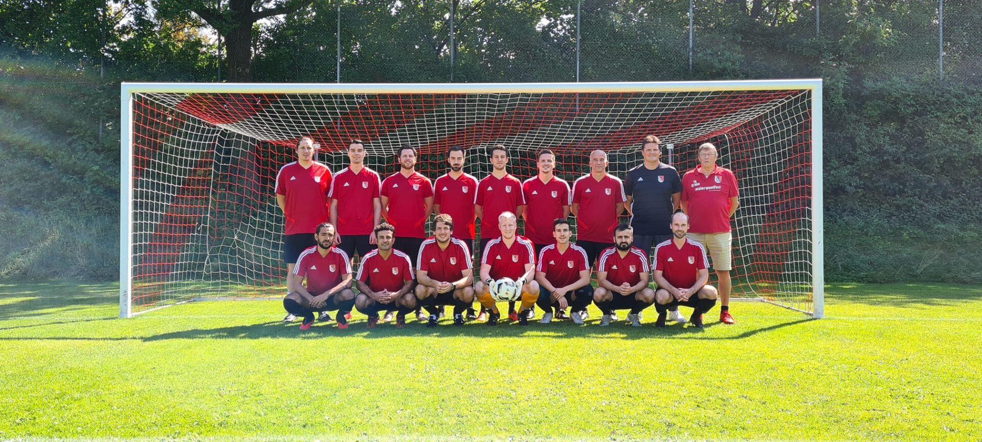 Erste Mannschaft 1
